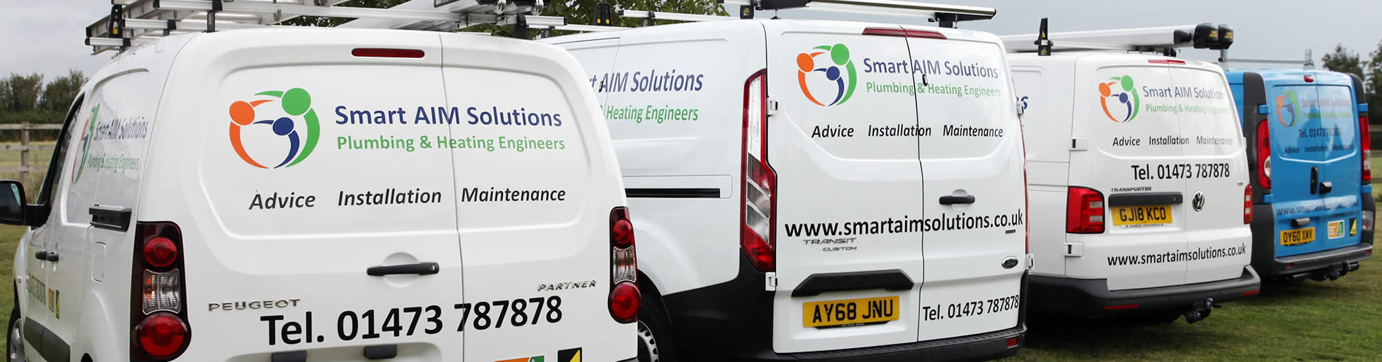 Smart AIM Solutions - Your plumbing, heating and bathroom professionals